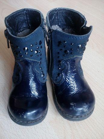 Ботинки зимниє детскиє 21 размер