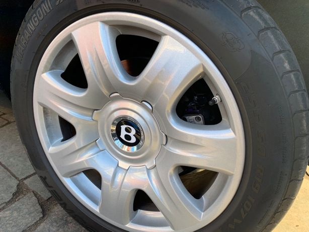 Колеса Бентли Bentley Continental, R19 (комплект)
