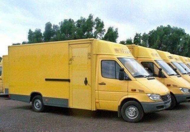 Вантажне перевезення Mercedes sprinter 308 Тетіїв - Київська область