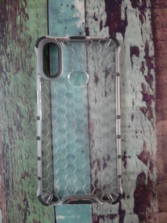Ударопрочный чехол на Samsung A10