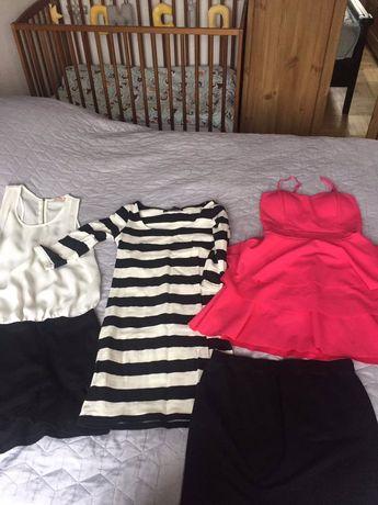Sprzedam ubrania damskie rozmiar M