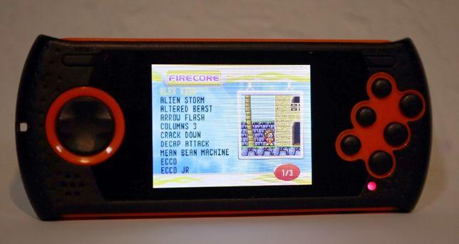 Konsola Sega Mega Drive Ultimate Portable Arcade Retro Games