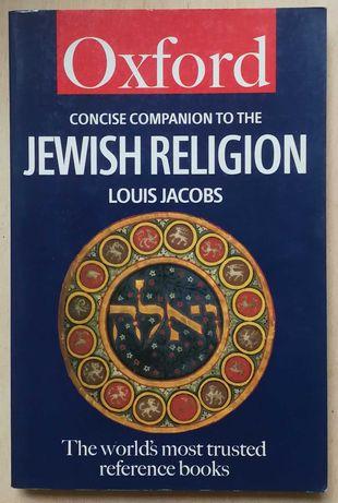 jewish religion, louis jacobs, oxford