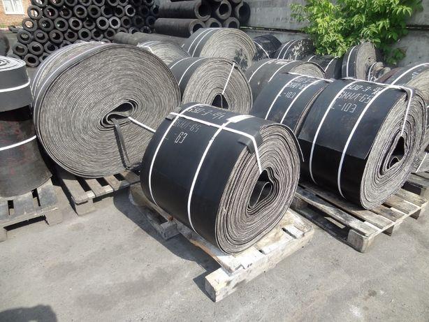 Конвейерная лента б.у. и новые, Толщина от 5 до 26 мм