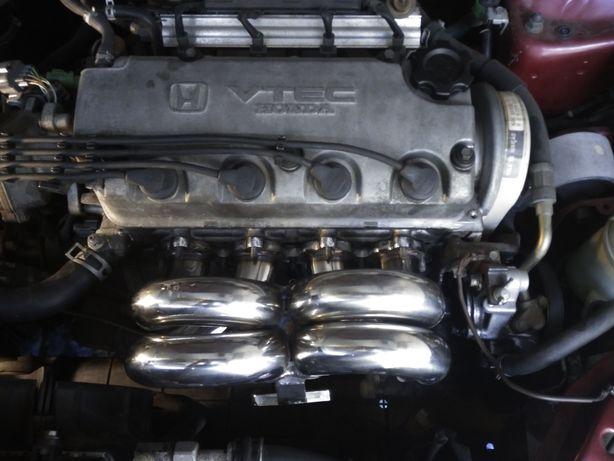 Colector turbo honda serie D