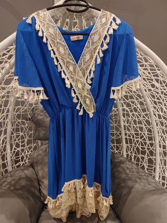 Nowa sukienka boho