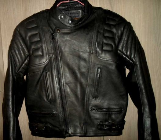 Мото куртка кожаная мотокуртка размер 50