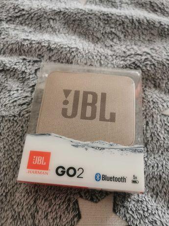 Głośnik JBL GO 2 złoty!