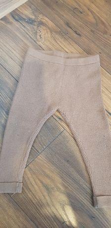 Legginsy Zara roz. 80