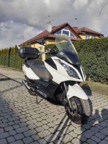 Kymco Dinkstreet ABS 125cm Transport