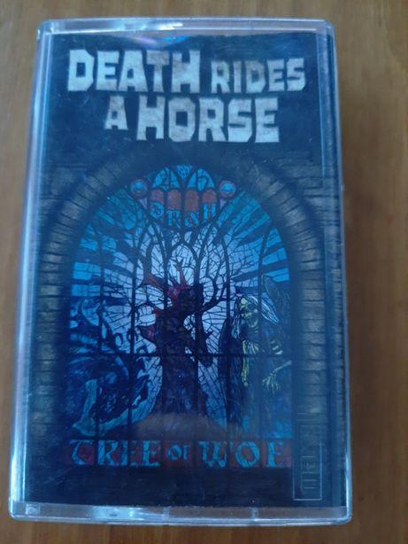 DEATH RIDERS A HORSE - Tree Of Woe - znakomita kaseta !