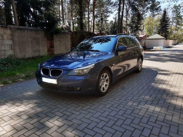 BMW 525d 2005r E61