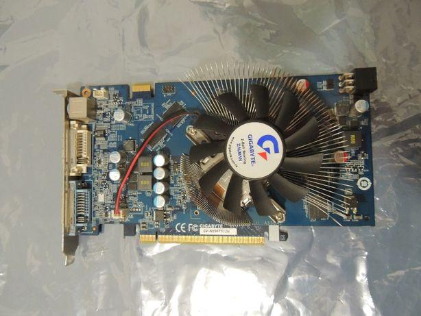 Видеокарта Gigabyte NVIDIA GeForce 9600 GT 512MB