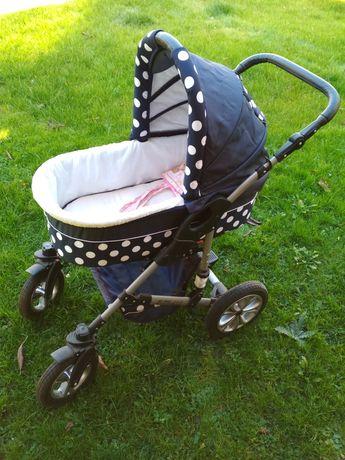 Wózek dziecięcy x-trall 3 w 1 stan bdb.