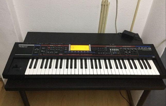 Roland Juno-G sintetizador Workstation ( peças )