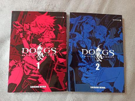 Dogs manga tomy 1-2