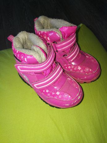 Buty zimowe, śniegowce rozm. 22 Lupilu