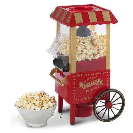 Аппарат для приготовления попкорна Popcorn Movie Time NY-B004 Red (142
