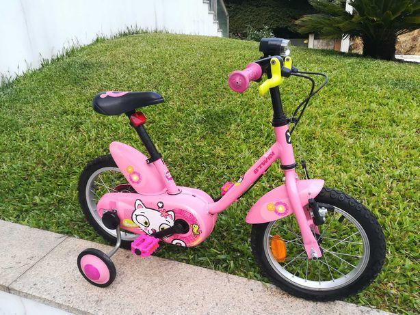 Bicicleta BTWIN Menina