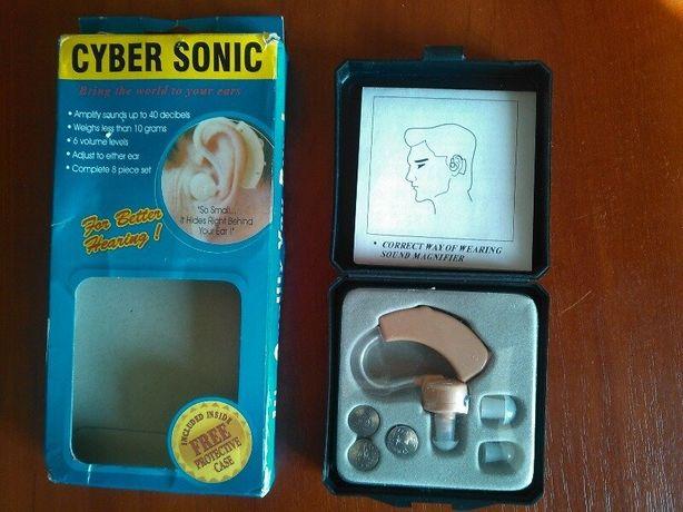 Слуховий апарат Cyber Sonic (слуховой аппарат)