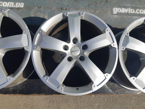 Goauto диски Ronal Germany 5/130 r20 et55 9.5j dia71.6 в хорошем состо