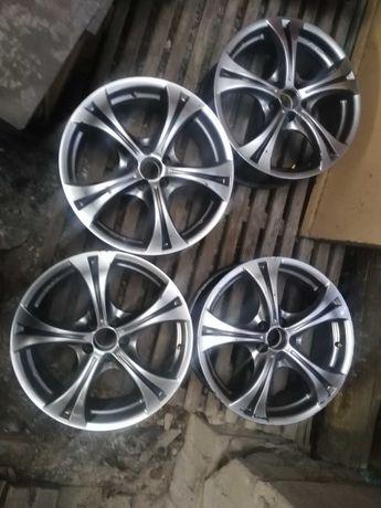 Felgi Aluminiowe AUDI VW  17 ALUTEC KBA 45703 5x100 ET38