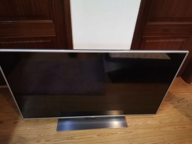 Várias smart tvs Samsung e LG