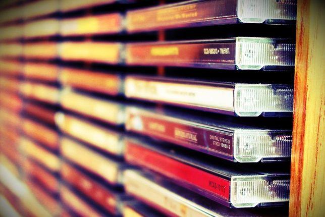 Colecção de CDs