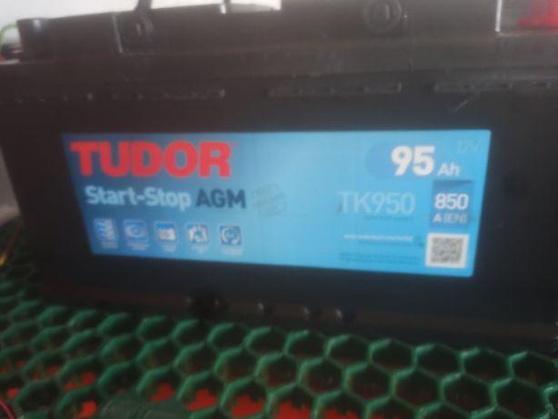 Bateria TUDOR TK950  AGM 95/850 OU OUTRAS