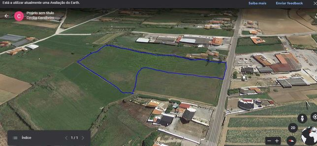 Crie a sua Quinta - Terreno construção e agricultura -17,680 m2