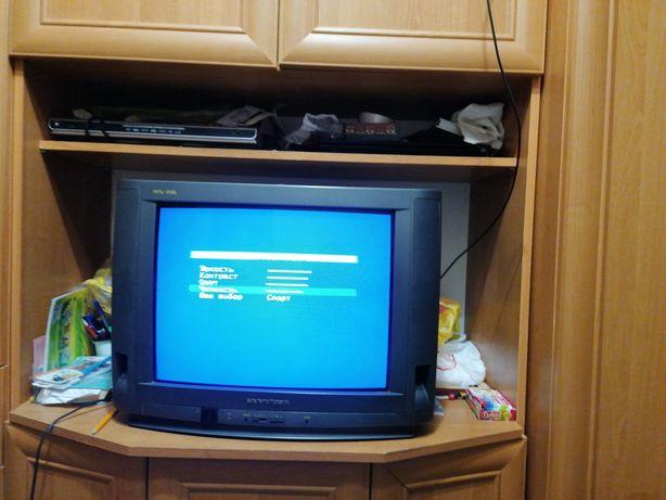 Продам телевізор берёзка 54 ТЦ - 610Д б/у в робочому стані.