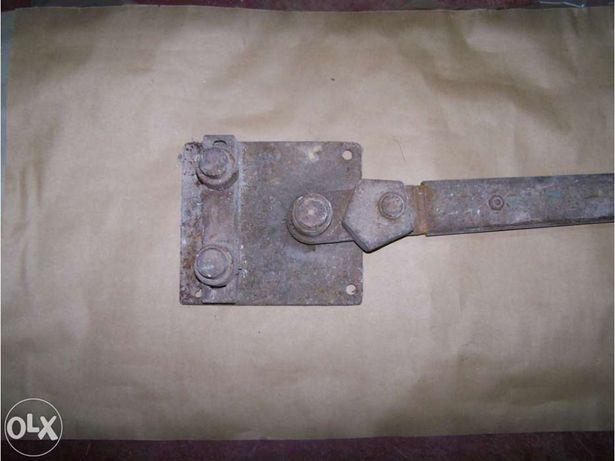 Utensílio de dobrar ferro