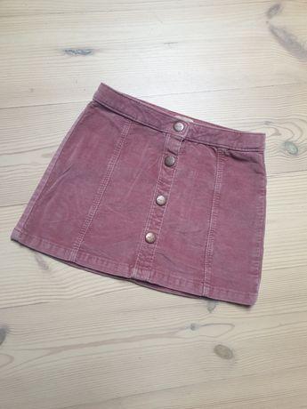 Spódniczka Zara w rozmiarze 104