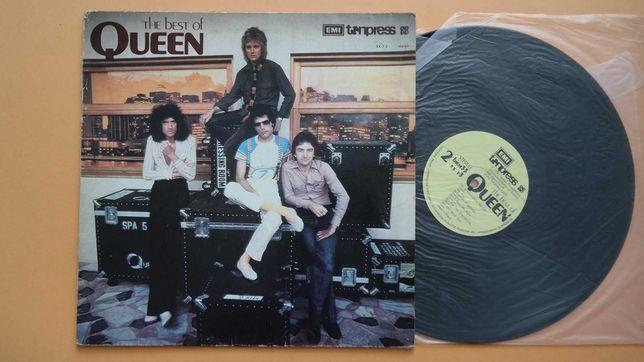 Płyta winylowa the best of Queen Tonpress 1980 wysyłka OLX