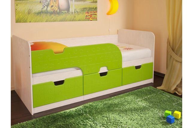 Детская кровать Лего - 7500р.