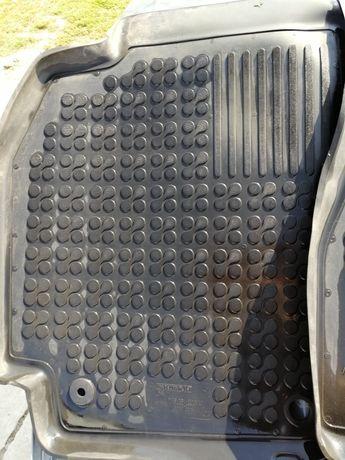 Dywaniki gumowe Renault megane II