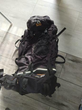 Plecak turystyczny Wolf gang wędrowiec 80 cordura