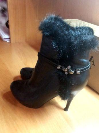 ботинки cапоги демисезон осень