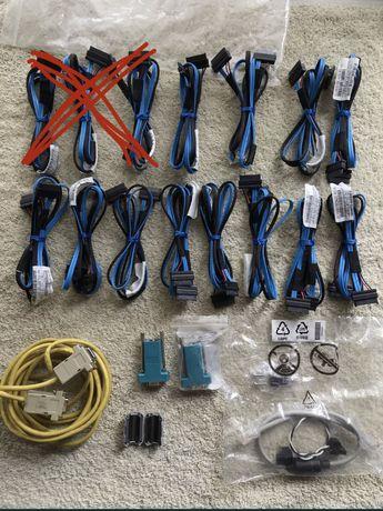 Серверные, компьютерные кабеля, переходники, адаптеры, Server SATA