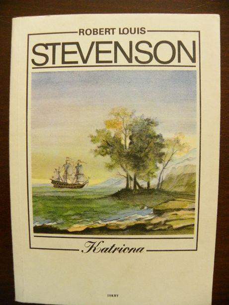 """Robert Louis Stevenson-""""Katriona"""""""