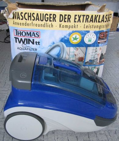 Немецкий моющий пылесос Thomas TWIN tt с аква-фильтром Томас ТВИН тт