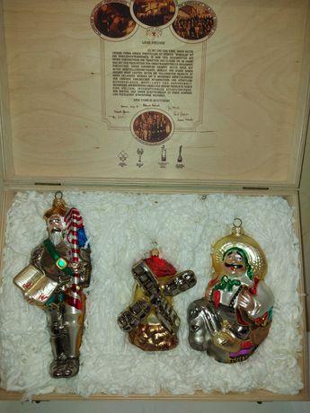 Продам наборы самых редких серий елочных игрушек фирмы,, Komozja,,