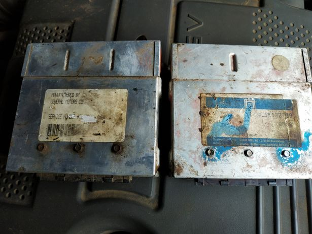Бортовые компьютеры Opel Astra, Vectra, Kadett, Omega