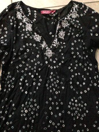 Sukienka tunika indyjska India Indiska