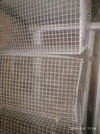 Клітки для кролів, нутрій, птиці. (Обмін)