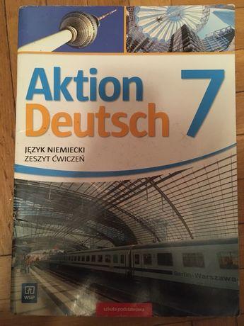 Ćwiczenia Aktion Deutsch 1