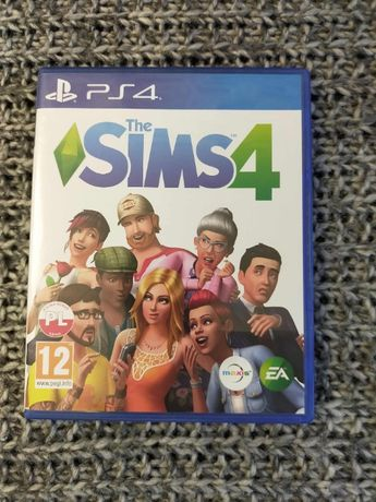 The SIMS 4 PL PlayStation 4