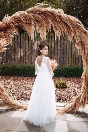 Продам весільну сукню Shleifdress/5000грн БЕЗ ТОРГУ