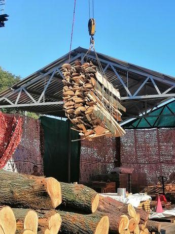 Дрова, Дубовый обапол, дрова дубовые недорого