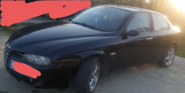 Alfa romeo 156 1.9 jtd 2005 części